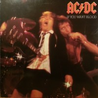 AC/DC - If you want blood, Vg+/Ex