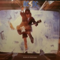 AC/DC - Blow up Your Video, Ex/Vg+