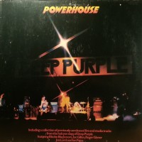 Deep Purple - Powerhouse, Vg+/Ex+