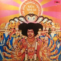 Jimi Hendrix - Axis: Bold as Love, Ex/Ex, Japan press, incl. lyrics