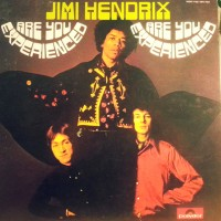Jimi Hendrix - Are You Experienced, Vg+/Ex