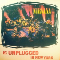 Nirvana - Unplugged in New York, New, 180g LP deska + MP3
