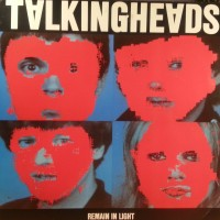 Talking Heads - Remain in Light, Ex/Ex