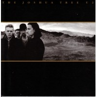 U2 - The Joshua Tree, Ex/Vg+, incl. poster with lyrics