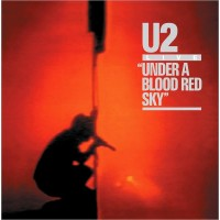 U2 - Under a Blood Red Sky, Vg+/Vg+, live