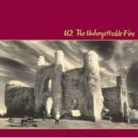 U2 - The Unfogettable Fire, Vg+/Vg+
