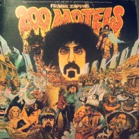 Frank Zappa - 200 Motels, 2LP, Ex/Ex, U.S. press